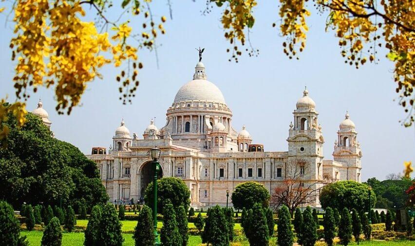 Kolkata's Victoria Memorial