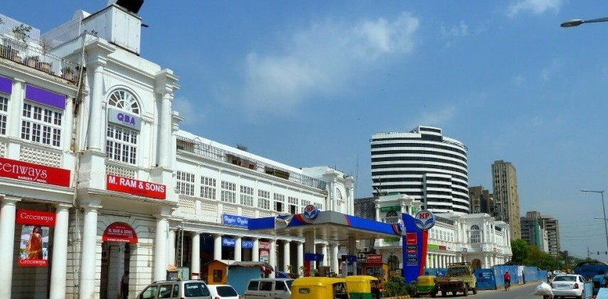 Connaught Place: The Heart of Delhi