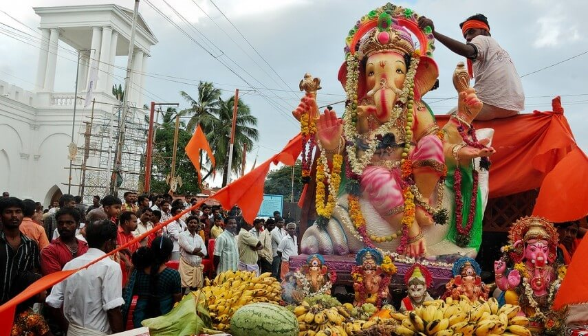 home decor ideas to decorate your home on ganesh chaturthi