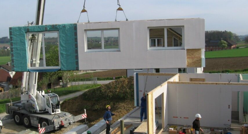 Pre-fab Technology: The Building Block For 'Housing for All by 2022'