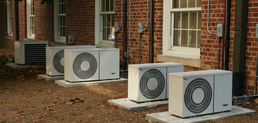 How Floor Air Conditioning Helps Your Home Get That Clutter-Free Look