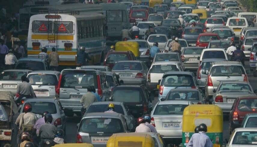 11 Places In Delhi Where Heavy Traffic Always Tests Your Patience