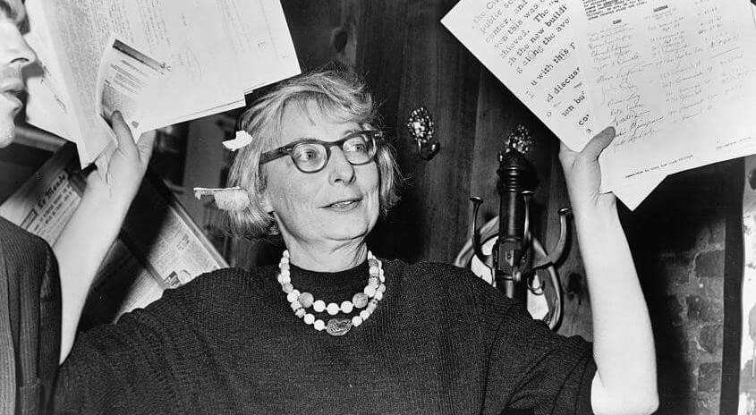 Lessons Smart Cities Can Learn From Jane Jacobs
