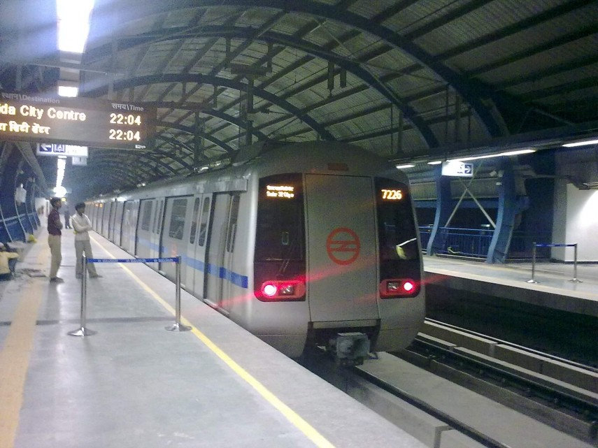 How Metro Line Can Promote Housing In Noida