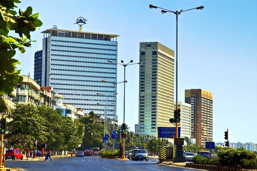 Hotel Near Bkc Road