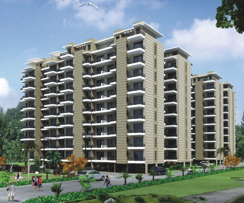 MAXWORTH INFRA CITY RESIDENCIES