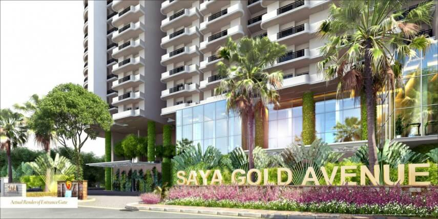 Things To Know About Saya Gold Avenue, Indirapuram
