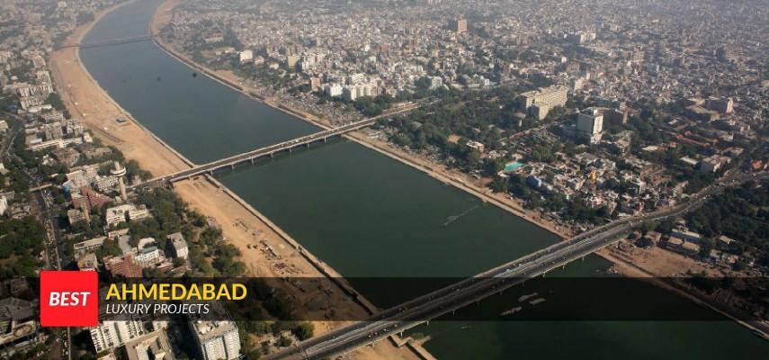 अहमदाबाद में सर्वश्रेष्ठ लक्जरी परियोजनाएं