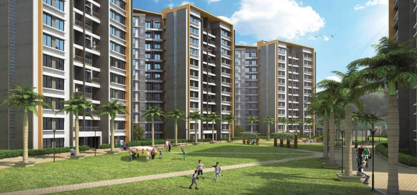 update top 5 affordable housing projects in pune
