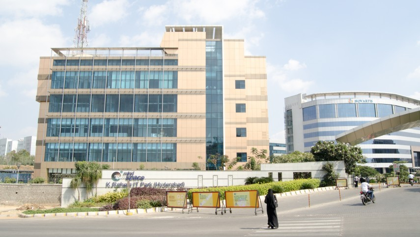 Hyderabad Ranked Among Top Three Office Spaces In India