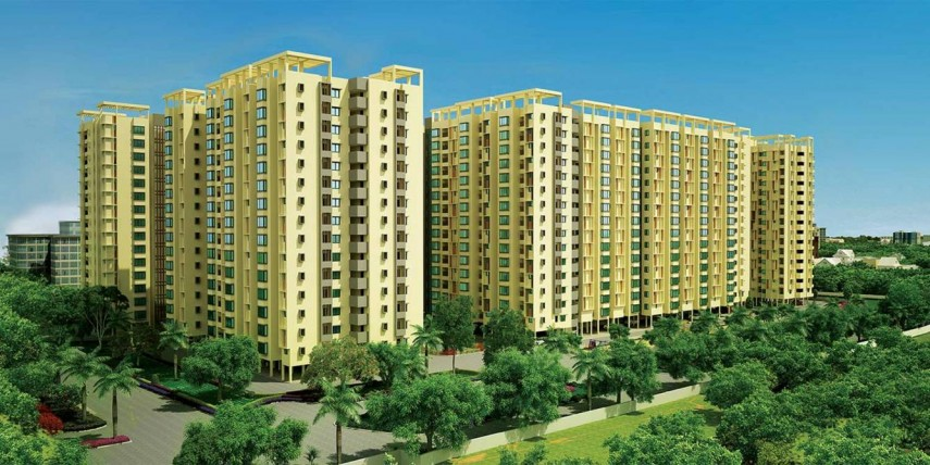 Project In Focus: Galleria Residences by Alliance, Chennai