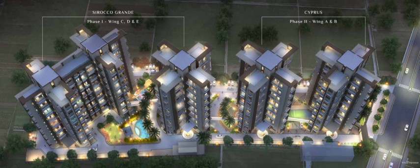 Project In Focus: Cyprus By Kanakia, Pune