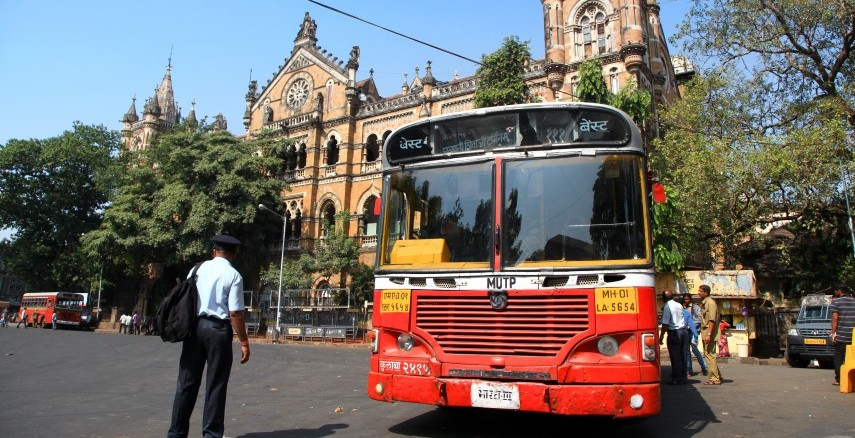 The Changing Face Of Mumbai's Public Transport