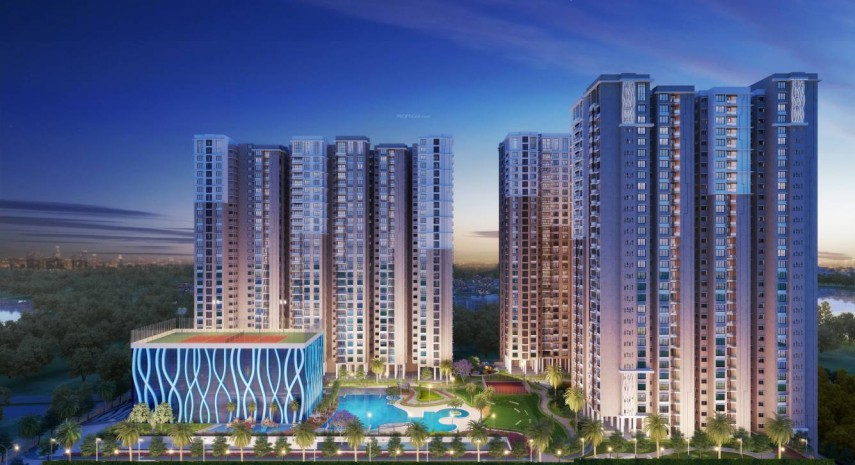 Cybercity Marina Skies Hitec City Find Rera Verified