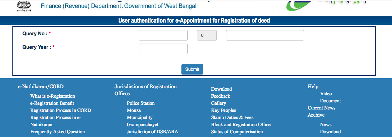 Stamp duty payment in Kolkata