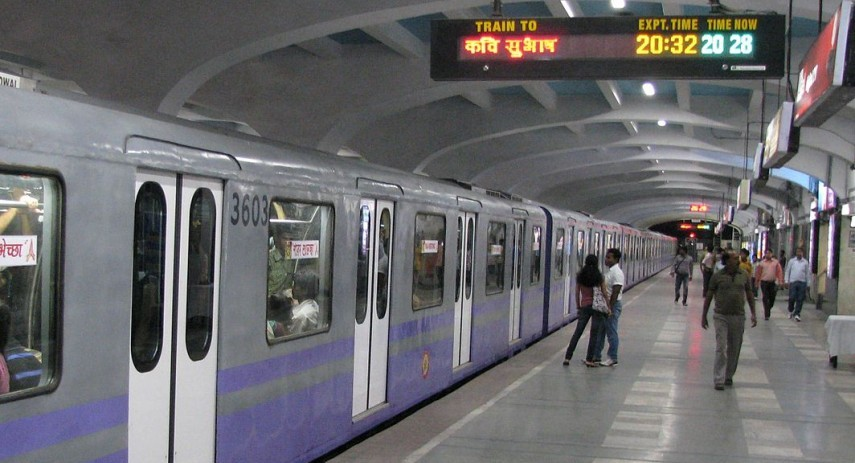 Kolkata Metro To Add Another 50 Km By 2021