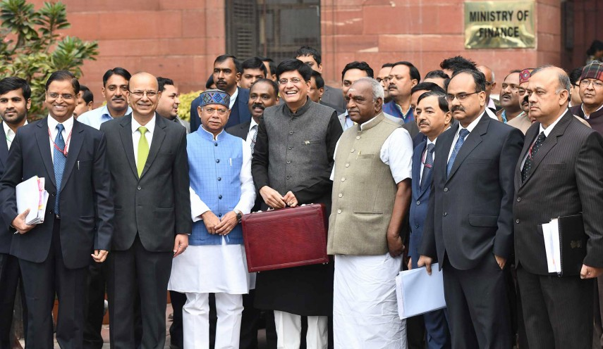 With A Big Thank You, FM Goyal Showers His Love On Taxpayers, Homebuyers In His Govt's Interim Budget