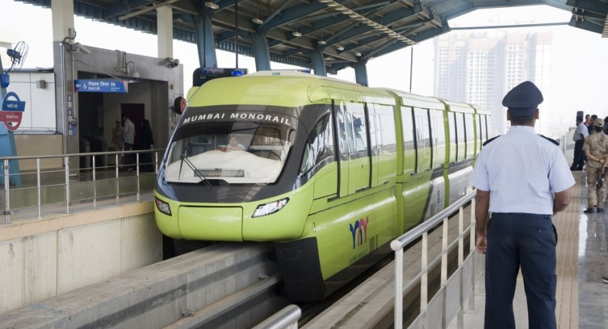 All You Need To Know About Mumbai Monorail