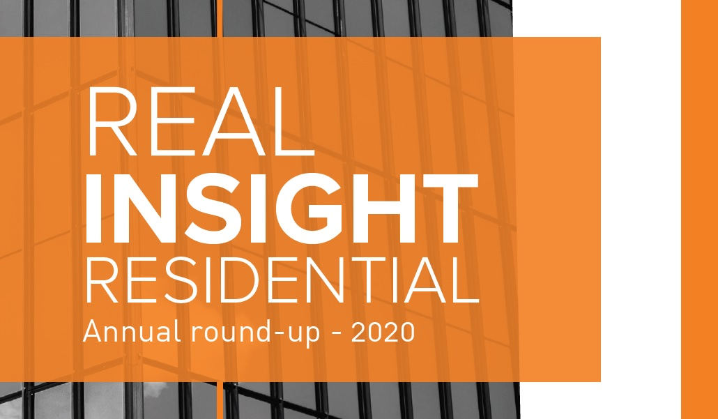 Housing Market Inching Back To Pre-COVID Levels: Real Insight Residential Annual Round-up 2020